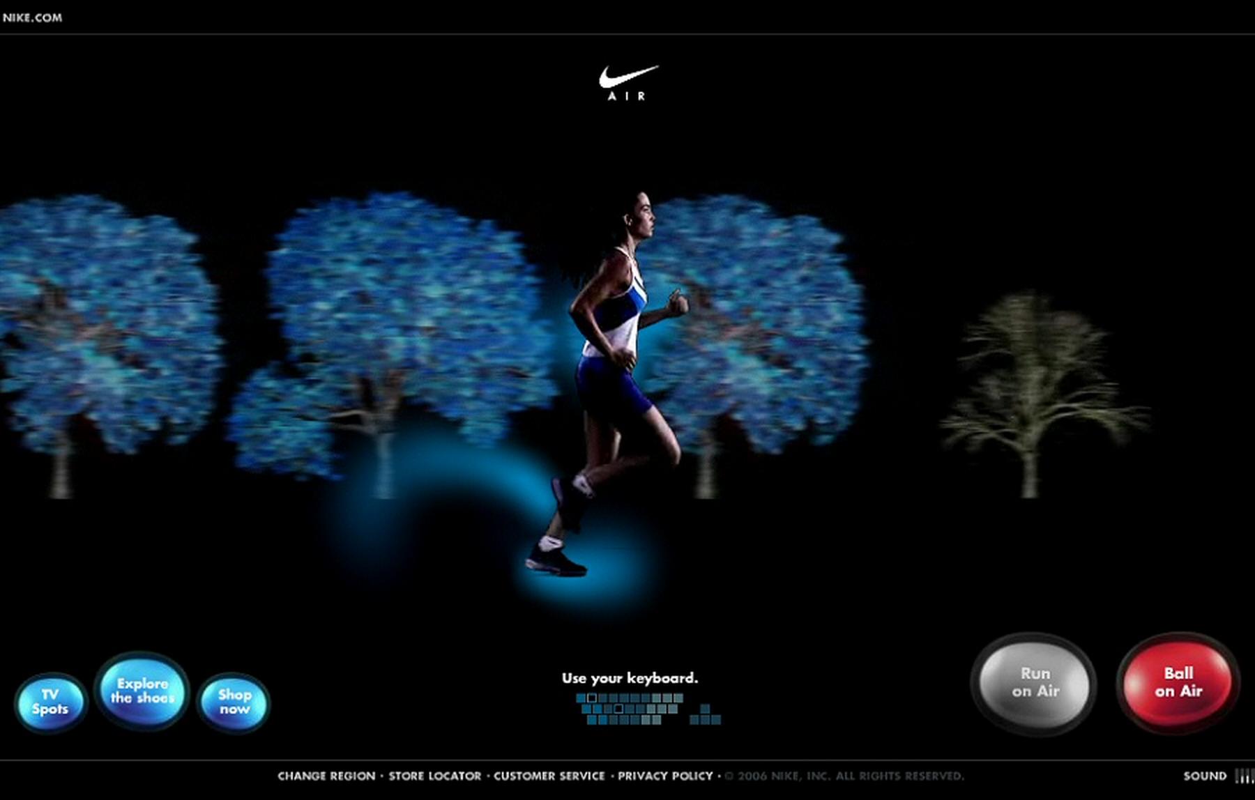 Nike AirMax 360-1
