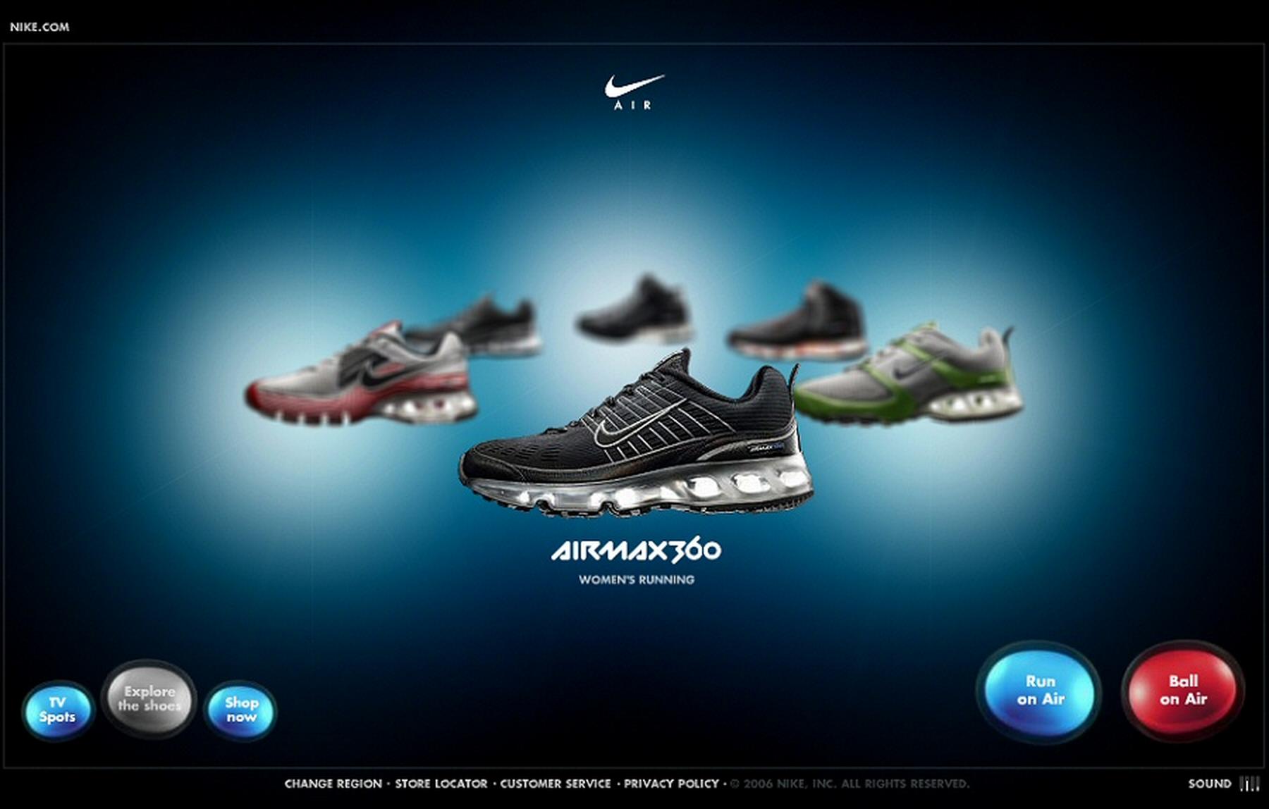 Nike AirMax 360-2